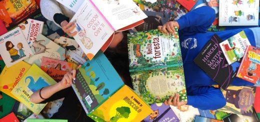 Servizio Civile - Libri per bambini e ragazzi