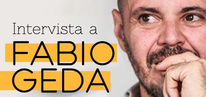 Conosciamo meglio Fabio Geda - Titolo: Intervista a Fabio Geda