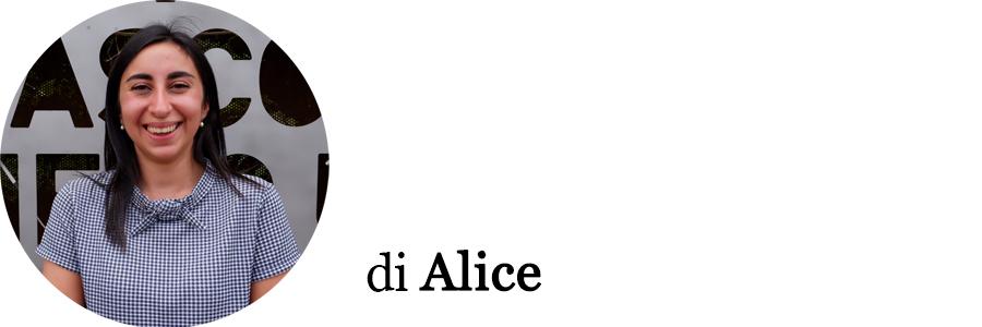 Autrice dell'articolo: Alice